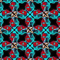 Obama Abstract 20130202m180 Print by Wingsdomain Art and Photography