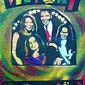 Obama Family Victory by Tony B Conscious
