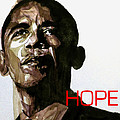 Obama Hope by Paul Lovering