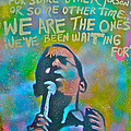 Obama In Living Color by Tony B Conscious