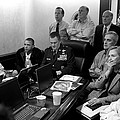 Obama In White House Situation Room by War Is Hell Store