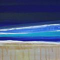Ocean Blue by Linda Woods