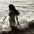 Ocean Mermaid by Jenny Rainbow