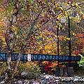 Ocoee River Bridge by Debra and Dave Vanderlaan