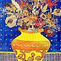 Ode To A Grecian Urn by Diane Fine
