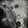 Oh What Tangled Webs We Weave by Carla Carson