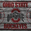 Ohio State Buckeyes by Joe Hamilton