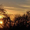Oklahoma Sunset by Jeff Kolker