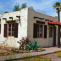 Old Adobe Cottage by Brian Lambert