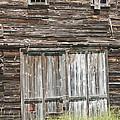 Old Barn In Maine by Keith Webber Jr