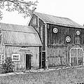 Old Barn by Sarah Batalka