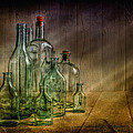 Old Bottles by Veikko Suikkanen