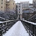 Old Bridge Of Constantine by Boultifat Abdelhak badou