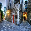 Old City Girona by Isaac Silman