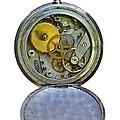 Old Clock by Michal Boubin