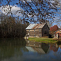 Old Creek Mill by Regina  Williams