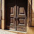 Old Door of Lisbon