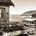 Old Farm by Baywest Imaging