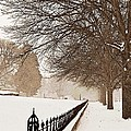 Old Fashioned Winter by Chris Berry