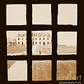 Old Fort Niagara French Castle through a window