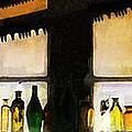 Old Genoa Bar by Ron Regalado