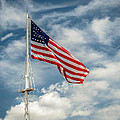 Old Glory Print by James Barber