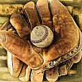Old Gloves by Ron Regalado