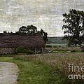 Old House In Culloden Battlefield by RicardMN Photography