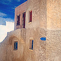 Old House In Oia  by Aiolos Greek Collections