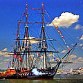 Old Ironsides 1012 by Jeff Stallard
