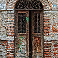 Old Italian Doorway by Mountain Dreams