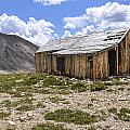 Old Mining House by Aaron Spong