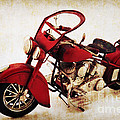 Old Motor-bike by Angela Doelling AD DESIGN Photo and PhotoArt