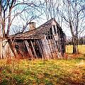Old Ozark Home by Marty Koch