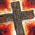 Old Rugged Cross by Jim Ellis