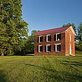 Old Schoolhouse by Brian Jannsen