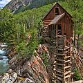 Old Time Colorado by Adam Jewell