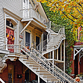 Old Town Chicago Living by Christine Till