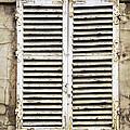Old Window by Elena Elisseeva