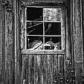 Old Window by Garry Gay
