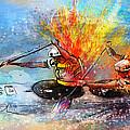 Olympics Canoe Slalom 05 by Miki De Goodaboom