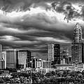 Ominous Charlotte Sky by Chris Austin