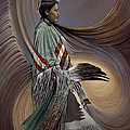 On Sacred Ground Series I by Ricardo Chavez-Mendez
