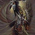 On Sacred Ground Series IIl by Ricardo Chavez-Mendez