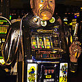 One Arm Bandit Slot Machine 20130308 by Wingsdomain Art and Photography