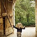 Open Gate by Heiko Koehrer-Wagner