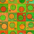 Orange Soup by David K Small