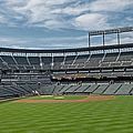 Oriole Park at Camden Yards Stadium by Susan Candelario