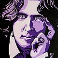 Oscar Wilde by Rebecca Mott