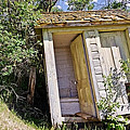 Outhouse For Two by Sue Smith